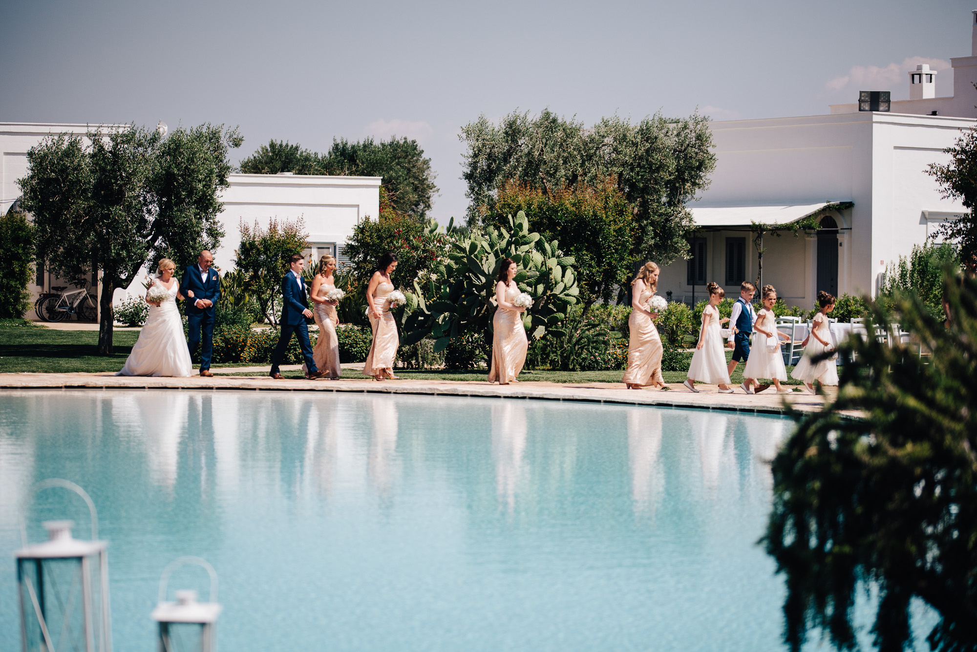 Luxury Wedding In Puglia   Masseria 7