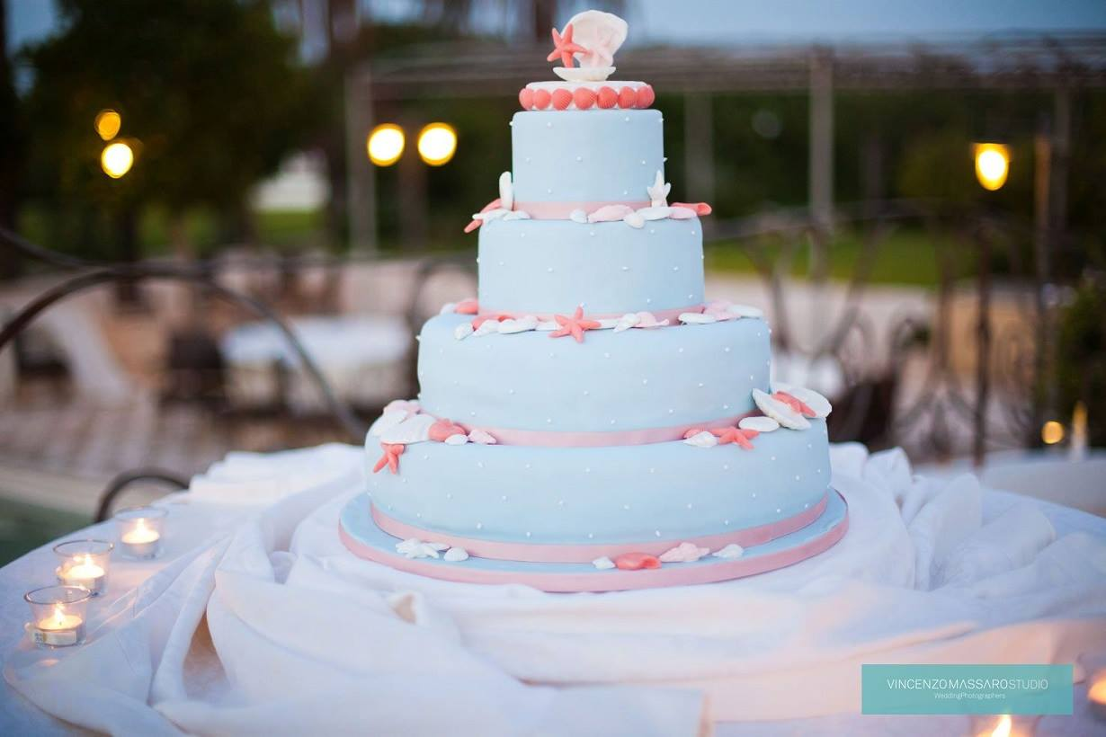 Wedding Cake Destination Wedding Puglia 5