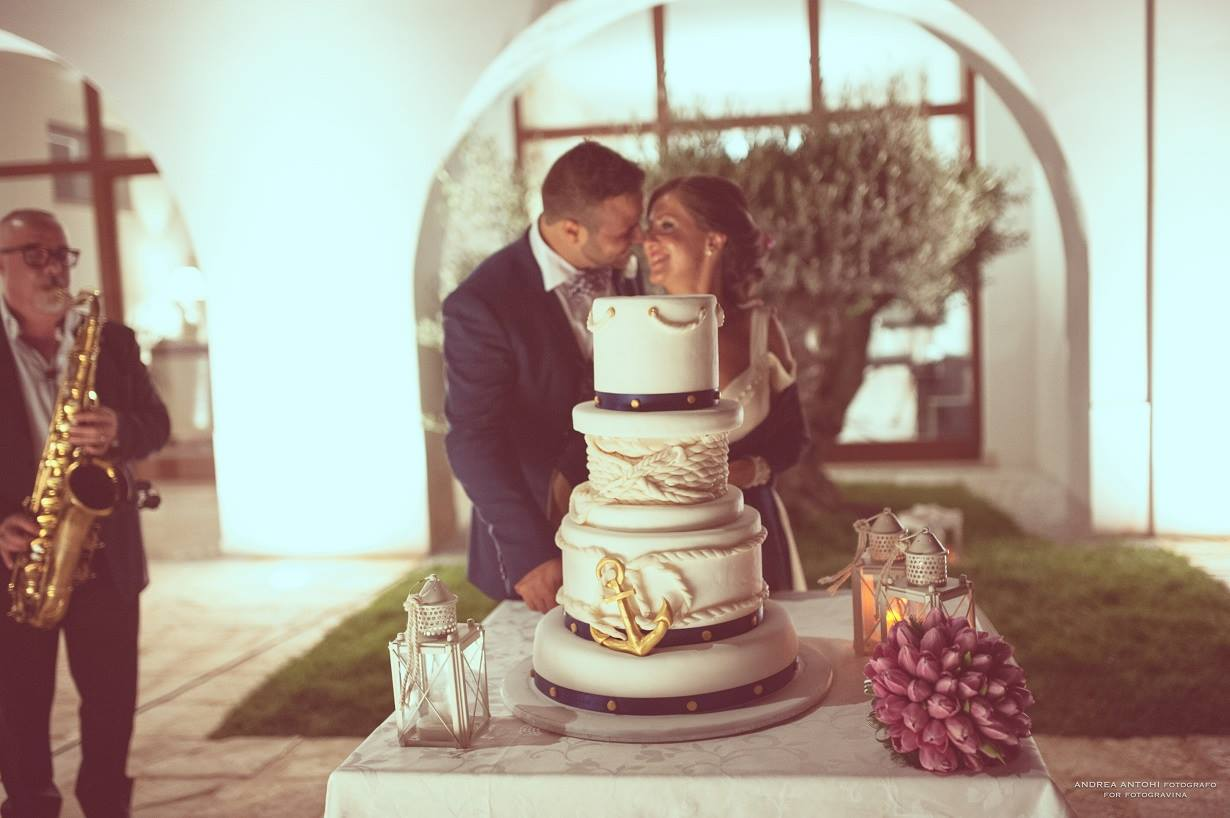 Wedding Cake Destination Wedding Puglia 7