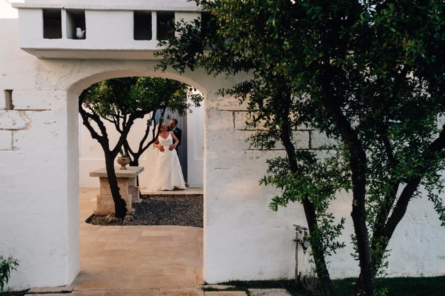 A dreaming wedding in Puglia