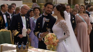 Carl Philip of Sweden and Sofia Hellqvist - Royal Wedding